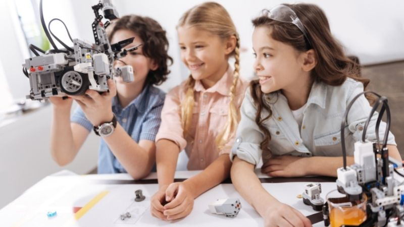 Technology in Schools – a Habit to Take in Belgium
